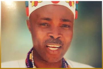 Oba Hammed Adekunle Makama Oyelude The Olowu of Kuta