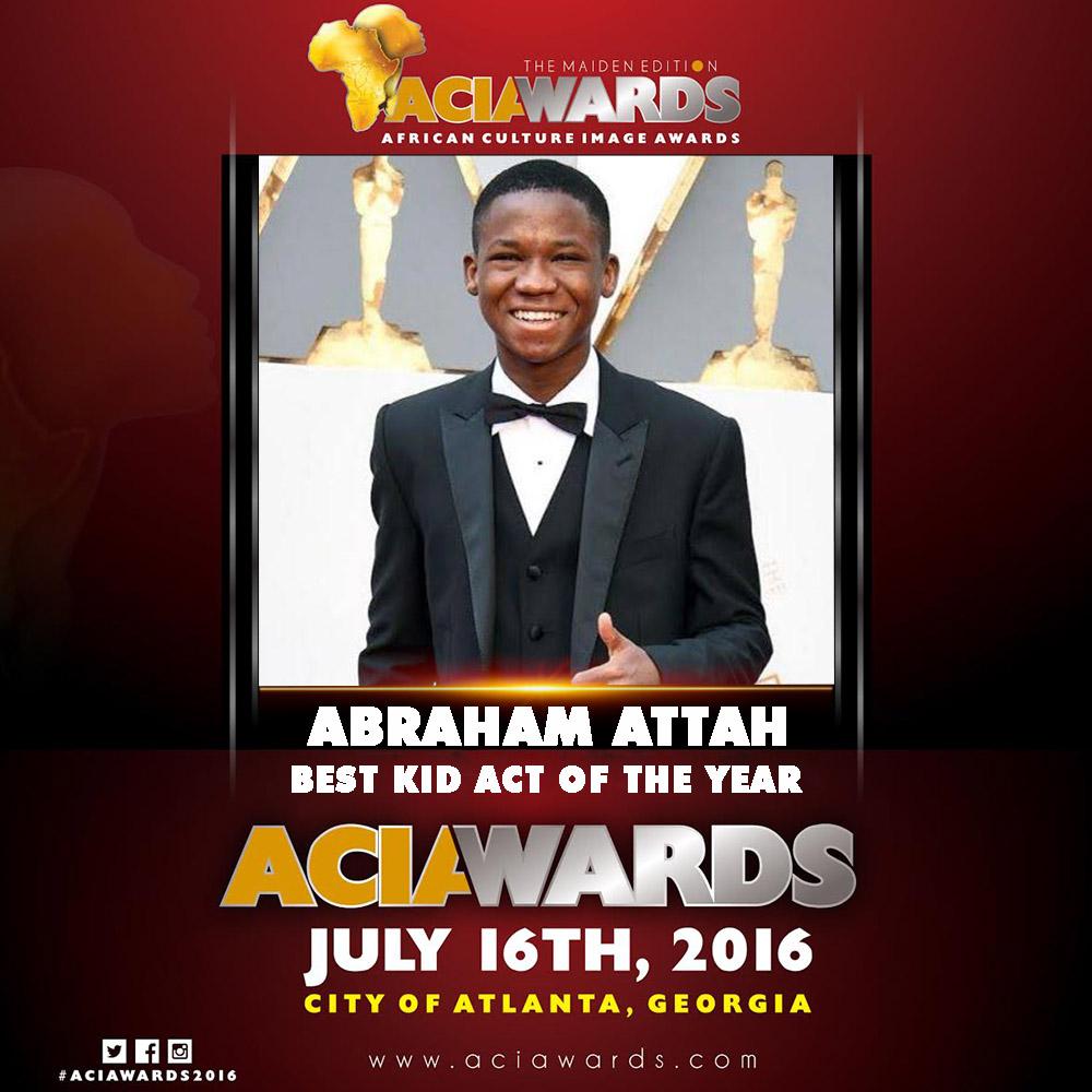 Abraham Attah