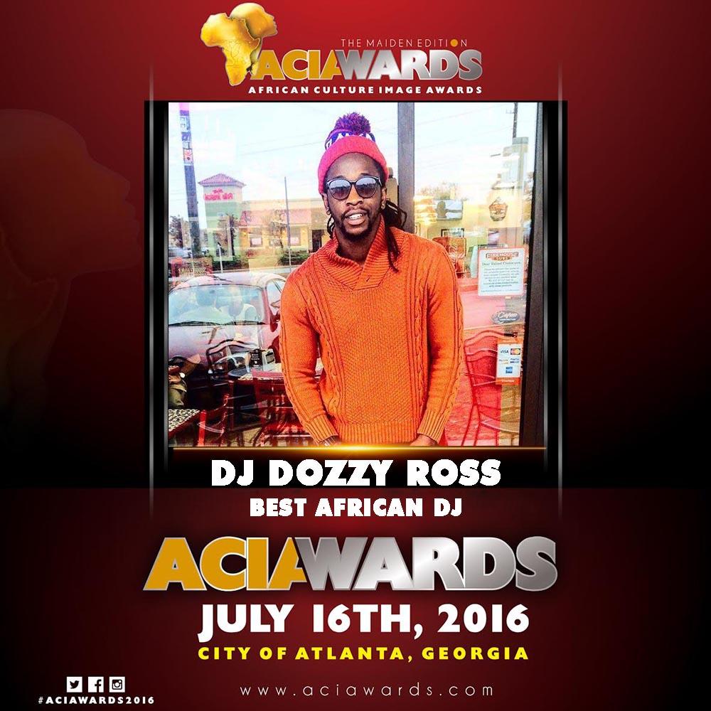 Dj Dozzy Ross