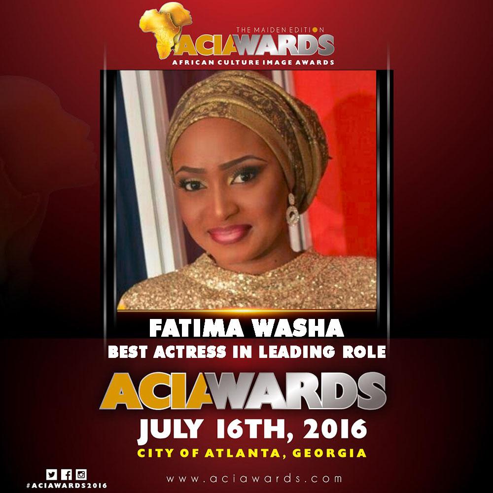 Fatima washa