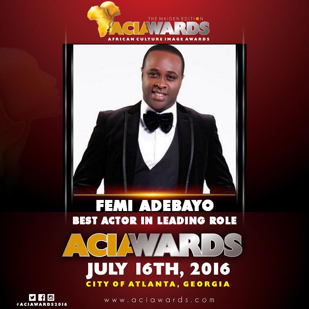 Femi Adebayo