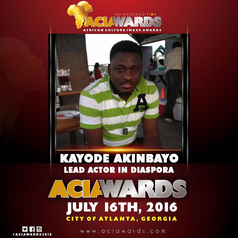 Kayode Akinbayo