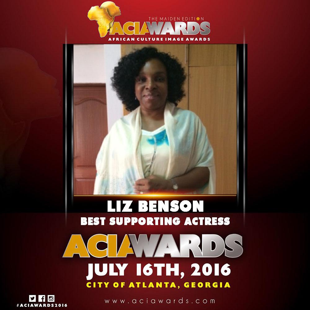 Liz Benson