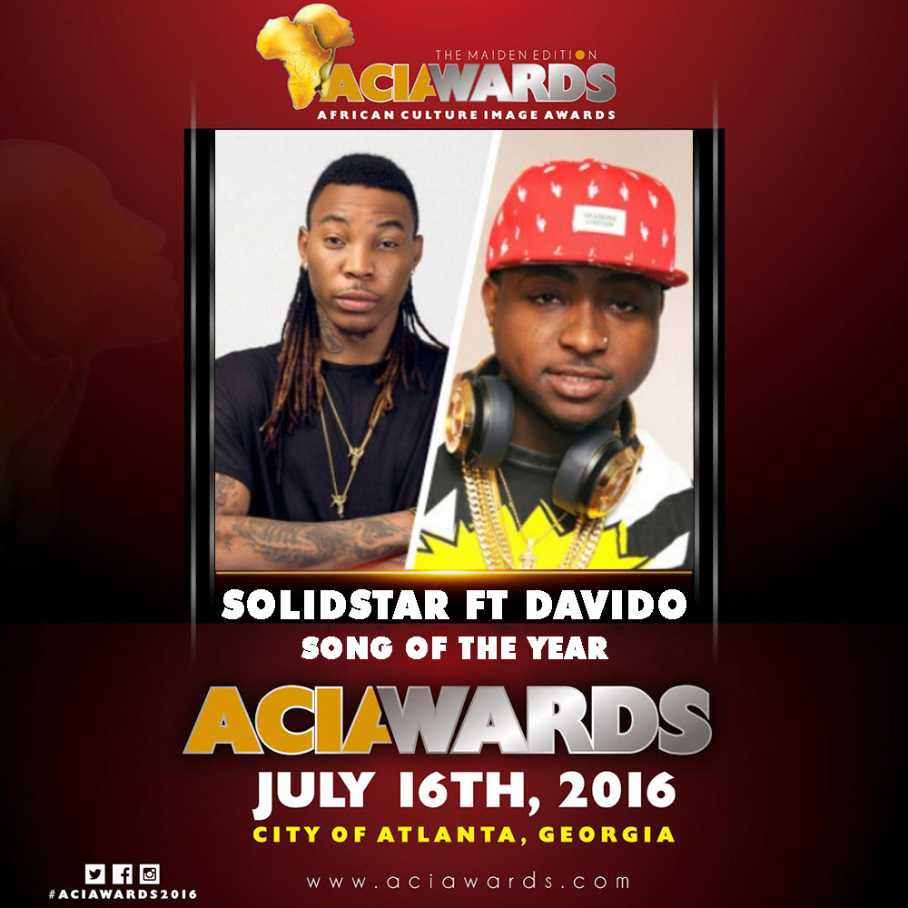 SOLIDSTAR FT DAVIDO